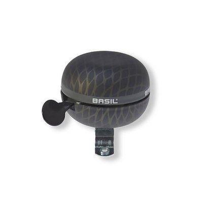 Picture of BASIL NOIR BELL BLACK METALLIC 60MM