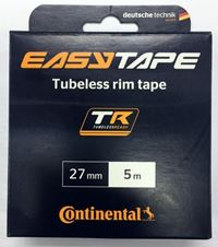 Picture of CONTINENTAL TUBELESS RIMSTRIP 27mm (5m)