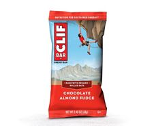 Picture of CLIF CHOCOLATE ALMOND FUDGE BAR (12)